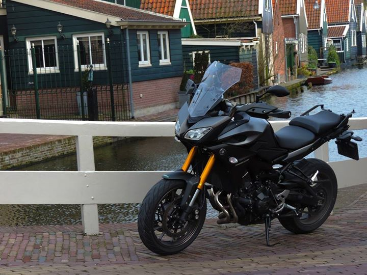 Getest yamaha mt 09 tracer motor city amsterdam for Motor city powersports hours